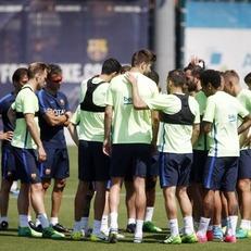 Видаль, Маскерано и Пике готовы сыграть в финале Кубка Испании