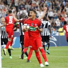 ПСЖ вырвал победу в Кубке Франции