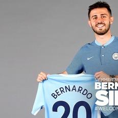 """Официально: Бернарду Силва перешел в """"Манчестер Сити"""""""