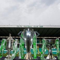 """""""Селтик"""" выиграл 3 трофея в Шотландии впервые за 16 лет"""