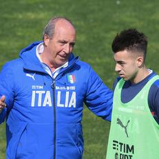 Италия огласила заявку на матчи с Уругваем и Лихтенштейном