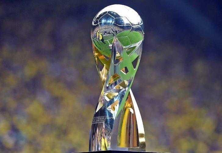 Трофей Суперкубка Германии, Getty Images
