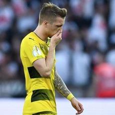 Ройс и Шмельцер повредились в финале Кубка Германии