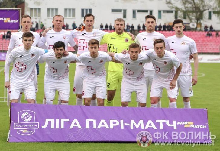 Болельщики сорвали завершающий матч чемпионата государства Украины