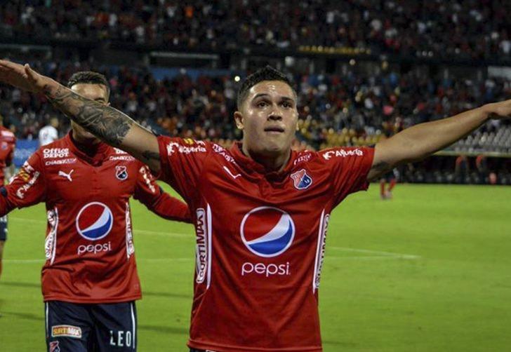 Хуан Кинтеро, deportivoindependientemedellin.com