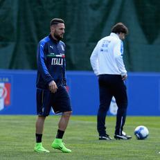 Д'Амброзио и Капрари вызваны в сборную Италии