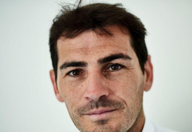 Икер Касильяс; фото: Прево Джером, L'Equipe