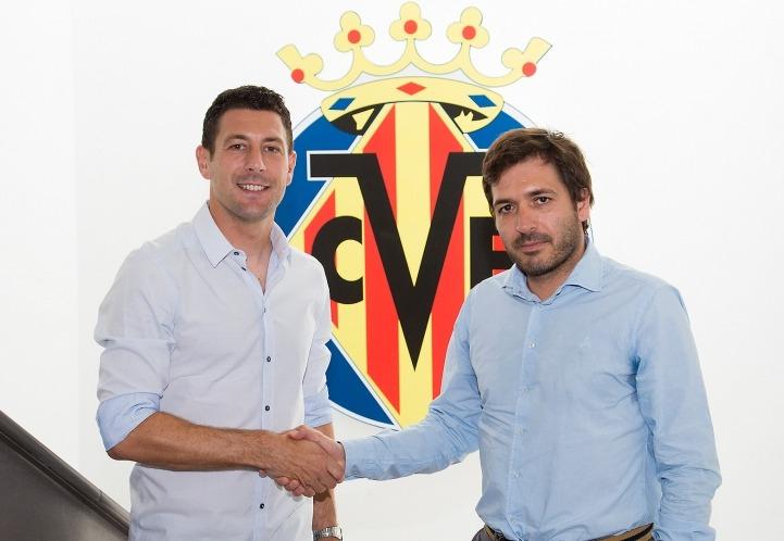 Даниэле Бонера (слева), villarrealcf.es