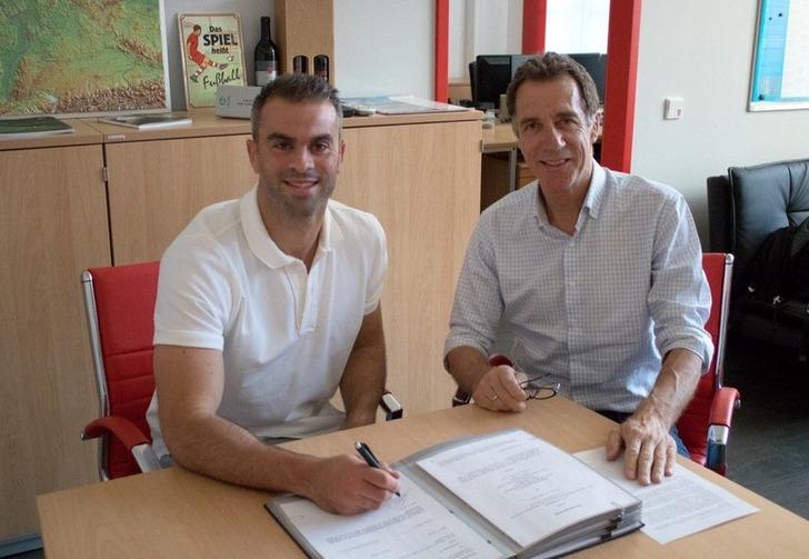 Марк Торрехон (слева), fc-union-berlin.de