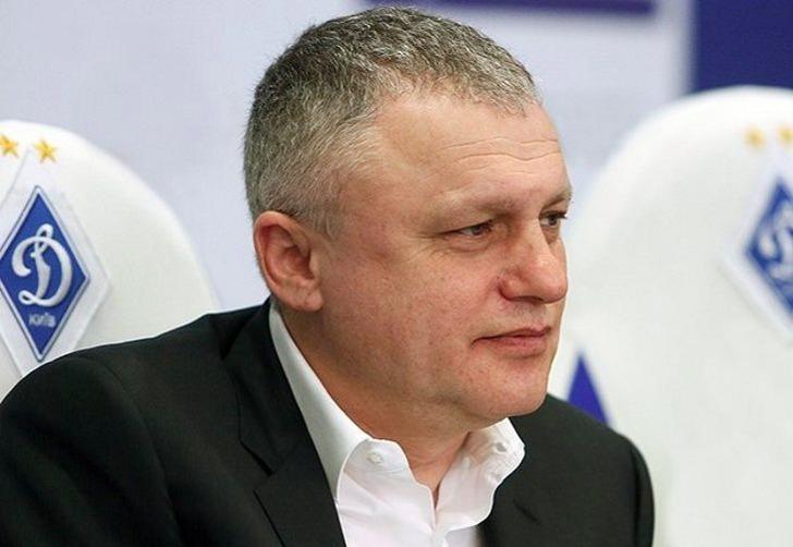 """Игорь Суркис, ФК """"Динамо"""" Киев"""