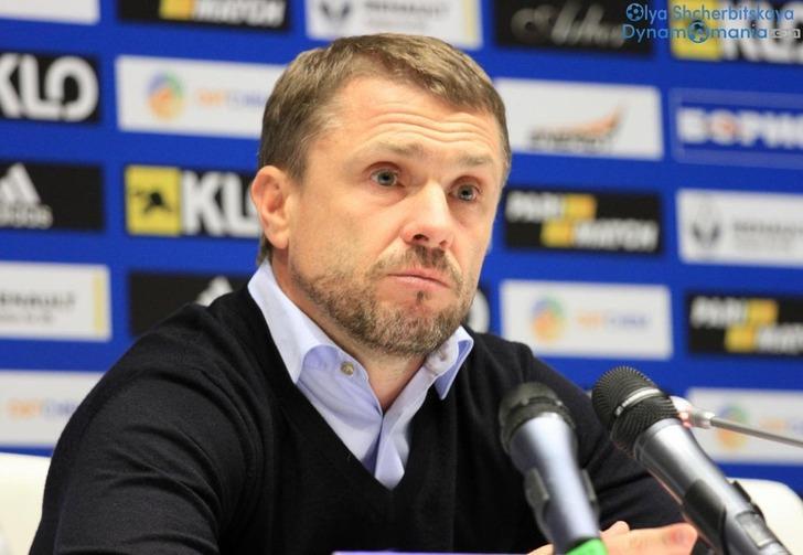 Сергей Ребров, Динамомания