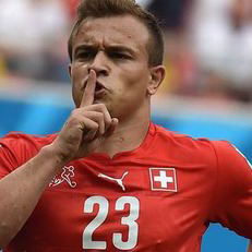 Швейцарская сборная минимально обыграла Беларусь