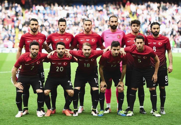 Сборная Турции по футболу, Getty Images