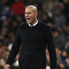 "Зидан: ""Мадрид"" всегда фаворит, хотя в финалах фаворитов нет"""