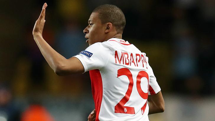 «Реал» дает 135 млн зазвезду «Монако»