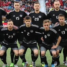 Корзун получил вызов в сборную Беларуси