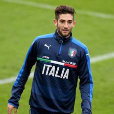 Гальярдини вызван в сборную Италии