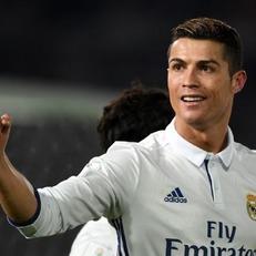 Роналду – лучший игрок Примеры в мае