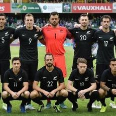 Новая Зеландия огласила заявку на Кубок конфедераций