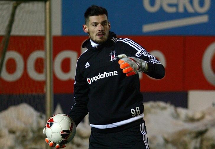 Денис Бойко, Beşiktaş J.K.