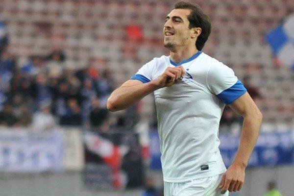 Гиорги Меребашвили, uefa.com