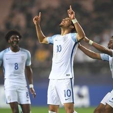 Соланке признан лучшим игроком молодежного чемпионата мира