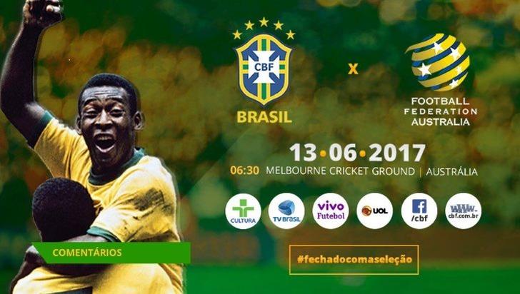 Фото: твиттер CBF Futebol