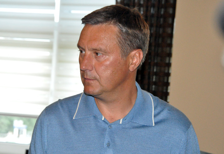Александр Хацкевич, фото: В.Перегняк