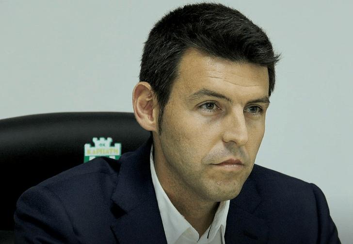 """Серхио Наварро, ФК """"Карпаты"""""""