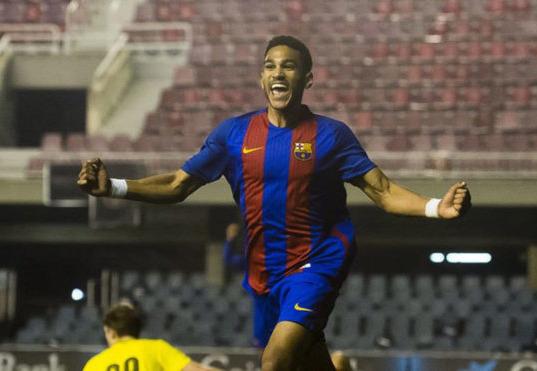 Жорди Эмбоула, FC Barcelona