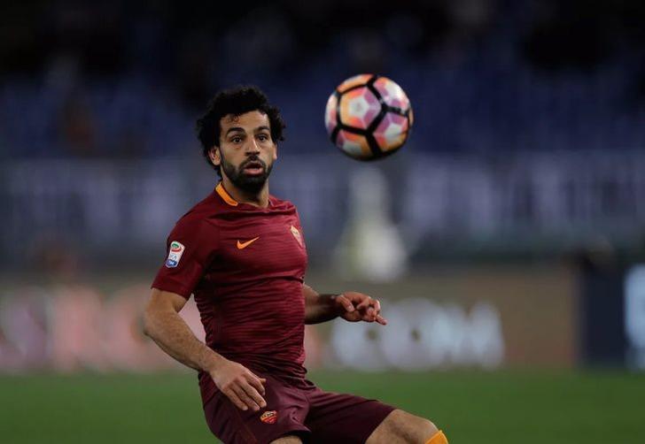 Мохамед Салах— игрок «Ливерпуля»