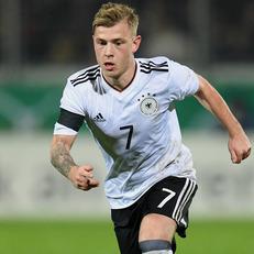 Молодежная сборная Германии обыграла Чехию