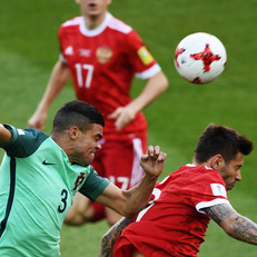 Португалия обыграла Россию благодаря голу Роналду