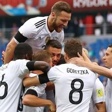 Германия - Чили: стартовые составы команд