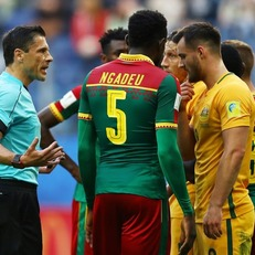 КК-2017. Камерун и Австралия разошлись миром