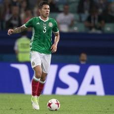 Сальседо уже не поможет сборной Мексики на Кубке конфедераций-2017