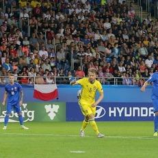 Словакия U-21 уверенно переиграла Швецию
