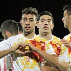 Испания U-21 минимально обыграла сборную Сербии