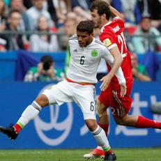 Мексика обыграла сборную России