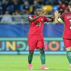 Португалия U-21 в результативном матче оказалась сильнее Македонии