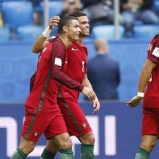 Португалия разгромила сборную Новой Зеландии