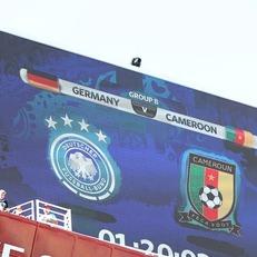 Германия – Камерун: стартовые составы