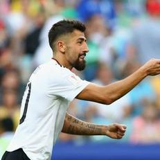 Германия вышла в полуфинал Кубка конфедераций