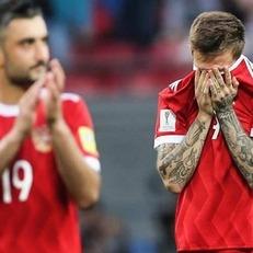 Сборная России - первая команда за 16 лет, не вышедшая в плей-офф домашнего Кубка Конфедераций