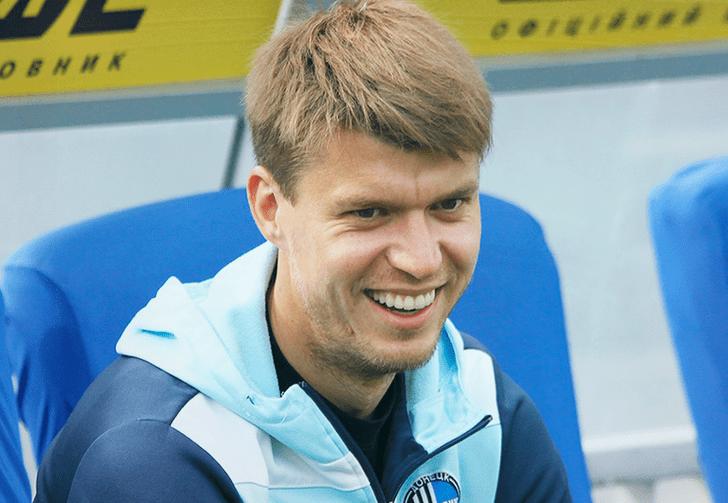 Антон Поступаленко, olimpik.com.ua