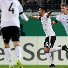 Германия U-21 в серии пенальти обыграла Англию и вышла в финал