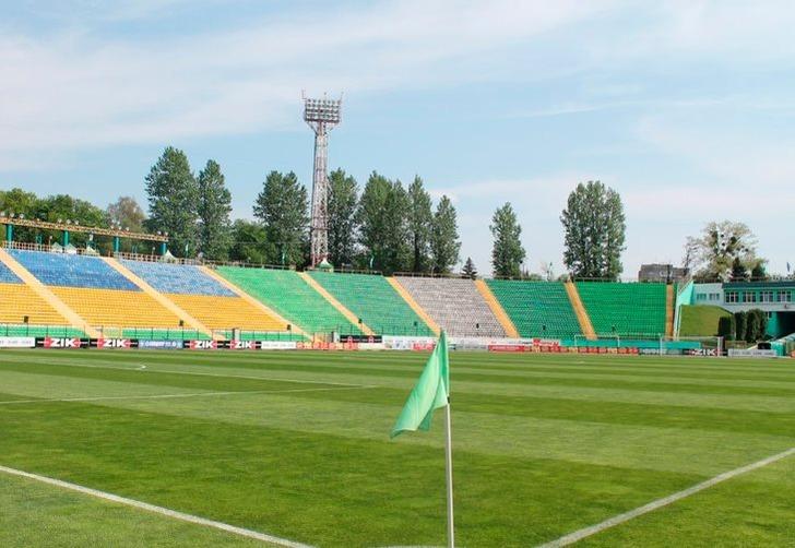 «Карпаты» вместо «Арены Львов» будут играть настадионе «Украина»