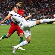 В матче Португалия – Чили впервые была сделана четвертая замена