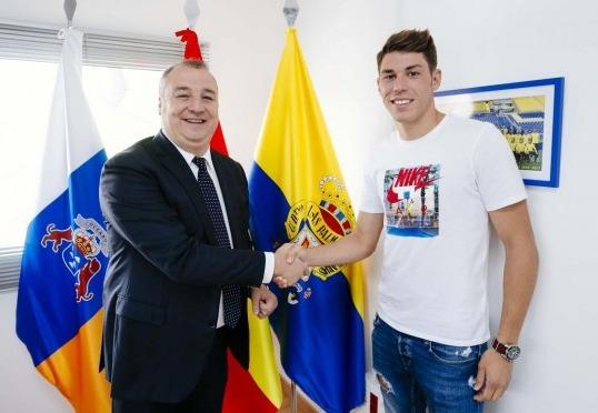 Рауль Лисоаин (справа), udlaspalmas.es