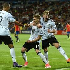 Германия U-21 - победитель молодежного чемпионата Европы